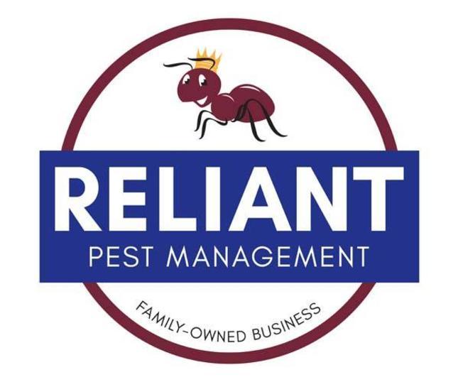 reliant pest control logo